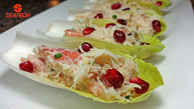 Rock Crab Meat Recipes